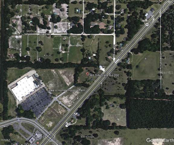 7365 SW Highway 200, Ocala, FL 34476 (MLS #OM610704) :: Alpha Equity Team