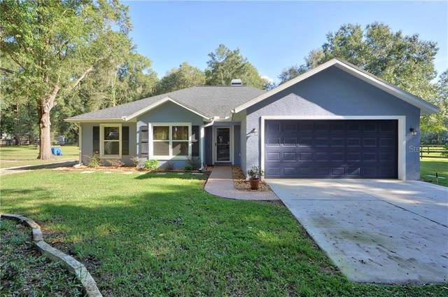 625 SW 145TH Street, Ocala, FL 34473 (MLS #OM610708) :: The Nathan Bangs Group