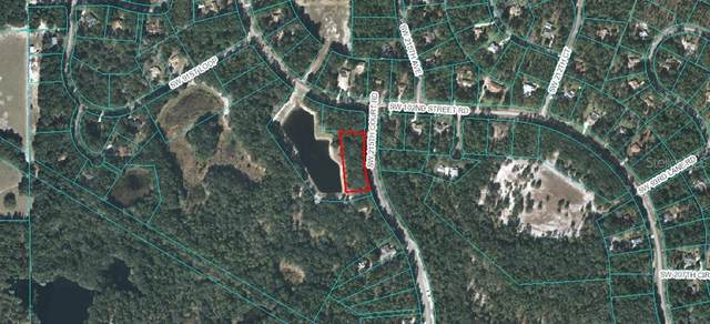 00 SW 215TH COURT ROAD, Dunnellon, FL 34431 (MLS #OM610719) :: Alpha Equity Team