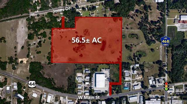 Main Street W, Leesburg, FL 34748 (MLS #OM610750) :: Burwell Real Estate