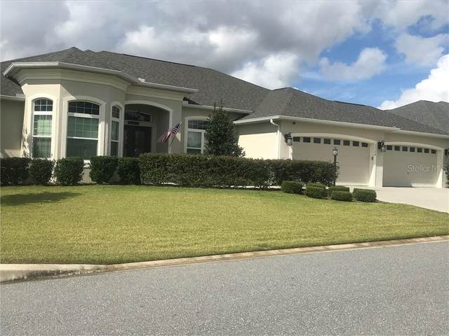 11174 Hanson Terrace, Oxford, FL 34484 (MLS #OM610769) :: Griffin Group