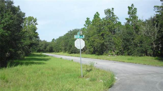 Lot 9 SW 148TH PLACE Road, Ocala, FL 34473 (MLS #OM610781) :: Delgado Home Team at Keller Williams