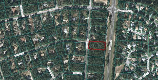 00 Sw 200Th Court, Dunnellon, FL 34431 (MLS #OM610788) :: Baird Realty Group