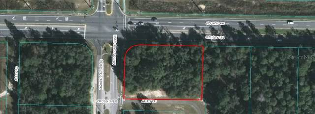 .TBD SW HWY 484 AND MARION OAKS COURSE, Ocala, FL 34473 (MLS #OM610793) :: Griffin Group
