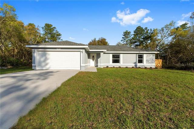 16085 SW 23 CT Road, Ocala, FL 34473 (MLS #OM610800) :: Griffin Group