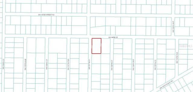 0 SW 157TH Court, Ocala, FL 34481 (MLS #OM610801) :: Griffin Group