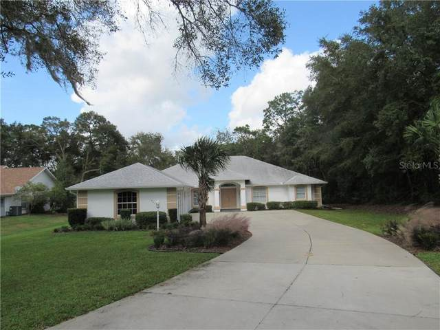 19609 SW 93RD Place, Dunnellon, FL 34432 (MLS #OM610802) :: Pristine Properties
