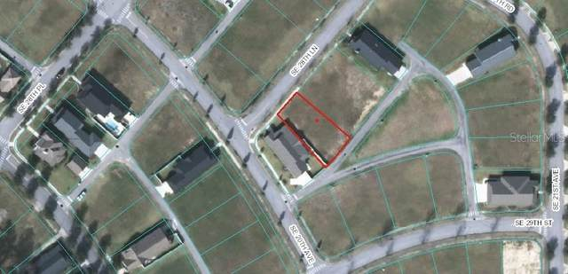 TBD SE 28TH Lane, Ocala, FL 34478 (MLS #OM610804) :: Griffin Group
