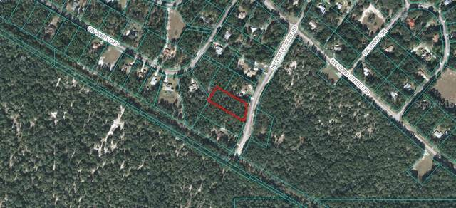 00 Sw 206Th Court Road, Dunnellon, FL 34431 (MLS #OM610808) :: Griffin Group