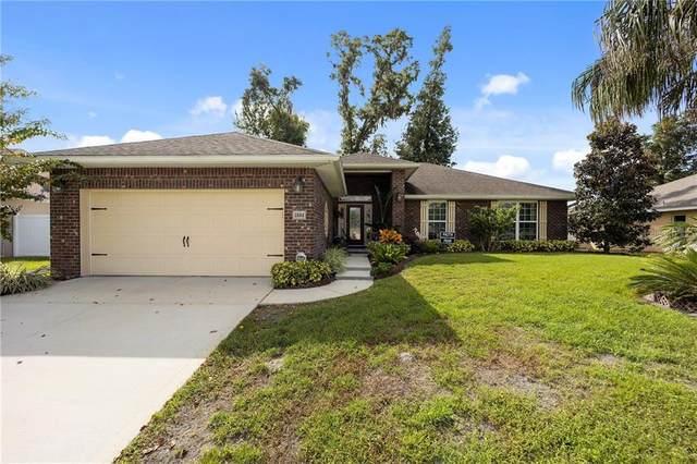 3884 SE 98TH Place, Belleview, FL 34420 (MLS #OM610810) :: Pristine Properties
