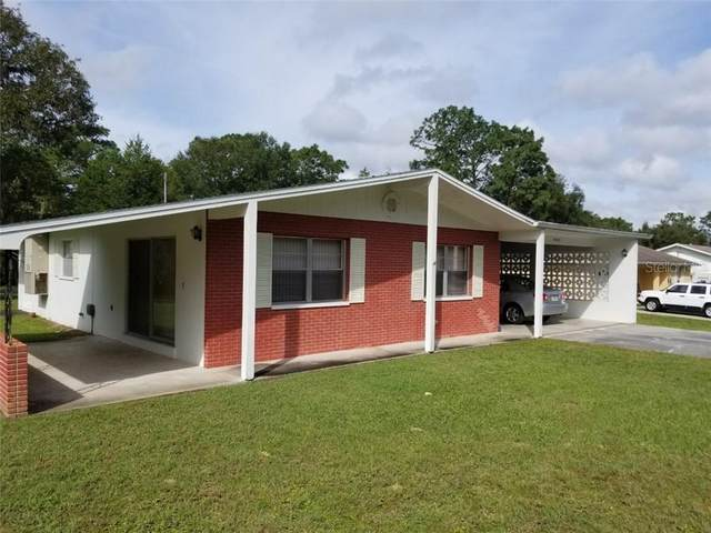 8482 SW 203RD Court, Dunnellon, FL 34431 (MLS #OM610823) :: Griffin Group