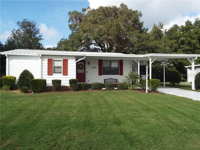 1669 W Schwartz Boulevard, The Villages, FL 32159 (MLS #OM610851) :: Gate Arty & the Group - Keller Williams Realty Smart