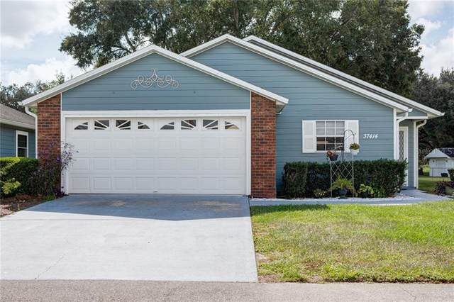 37414 Derbyshire Drive, Zephyrhills, FL 33542 (MLS #OM610867) :: Real Estate Chicks