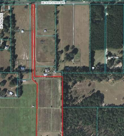 4290 NE 97TH STREET Road, Anthony, FL 32617 (MLS #OM610873) :: Bustamante Real Estate