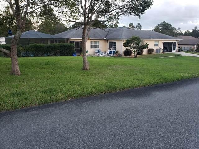 16625 SW 43RD TERRACE Road, Ocala, FL 34473 (MLS #OM610891) :: Delgado Home Team at Keller Williams