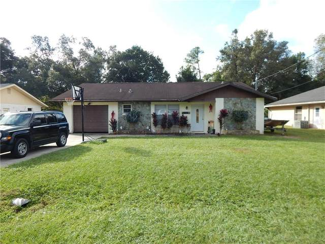 21026 SW Plantation Street, Dunnellon, FL 34431 (MLS #OM610902) :: Pepine Realty