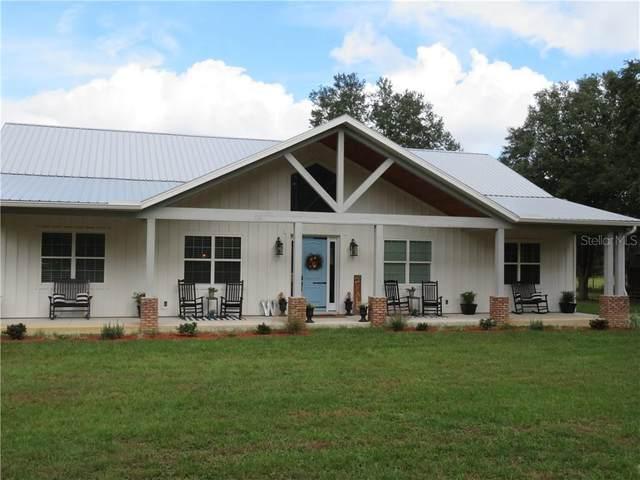 9203 W Emerald Oaks Drive, Crystal River, FL 34428 (MLS #OM610922) :: Bridge Realty Group