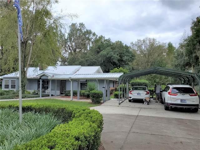 4680 SE 120TH Street, Belleview, FL 34420 (MLS #OM610927) :: Young Real Estate