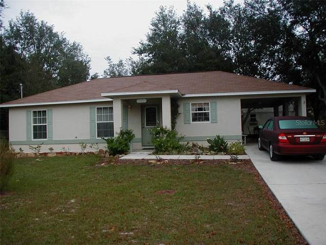 Dunnellon, FL 34432 :: Homepride Realty Services