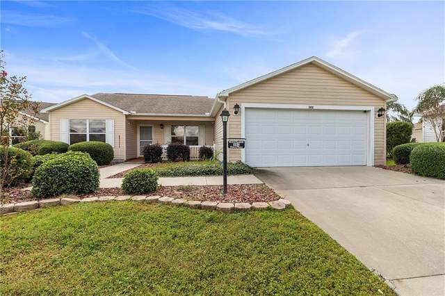 382 Awendaw Loop, The Villages, FL 32162 (MLS #OM611114) :: Realty Executives in The Villages