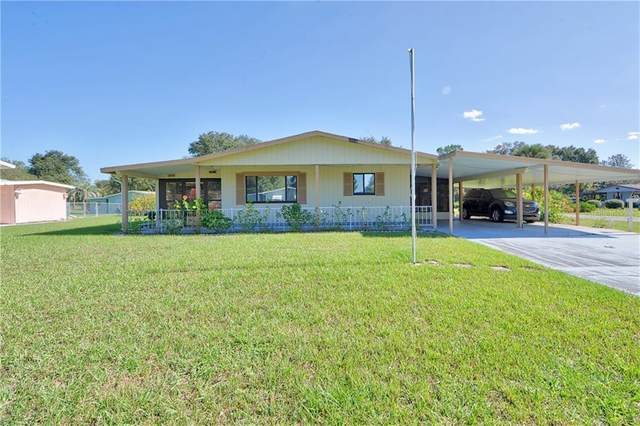 10097 SW 89TH Court, Ocala, FL 34481 (MLS #OM611115) :: Baird Realty Group