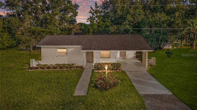 5321 SE 108TH Street, Belleview, FL 34420 (MLS #OM611153) :: Sarasota Gulf Coast Realtors
