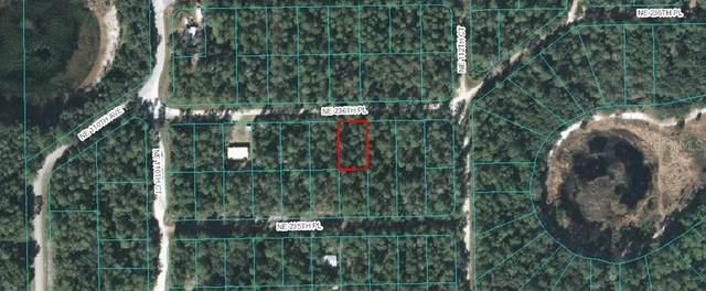 NE Ne 236Th Place, Fort Mc Coy, FL 32134 (MLS #OM611173) :: EXIT King Realty