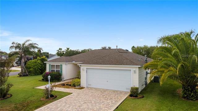 2392 Mcclellanville Terrace, The Villages, FL 32162 (MLS #OM611174) :: Realty Executives in The Villages