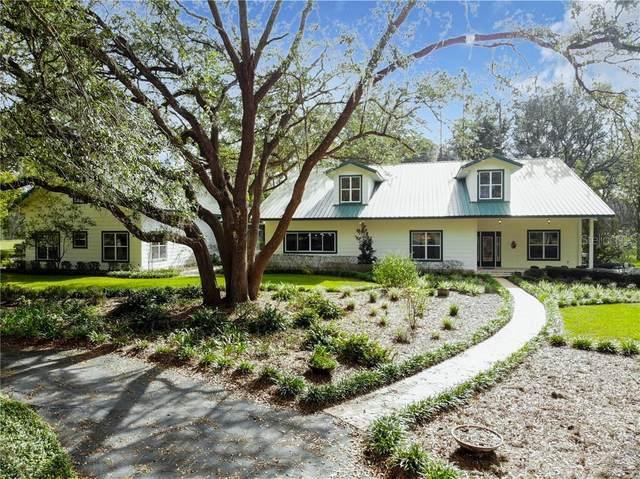 16890 NE 75 Street, Williston, FL 32696 (MLS #OM611183) :: Bustamante Real Estate