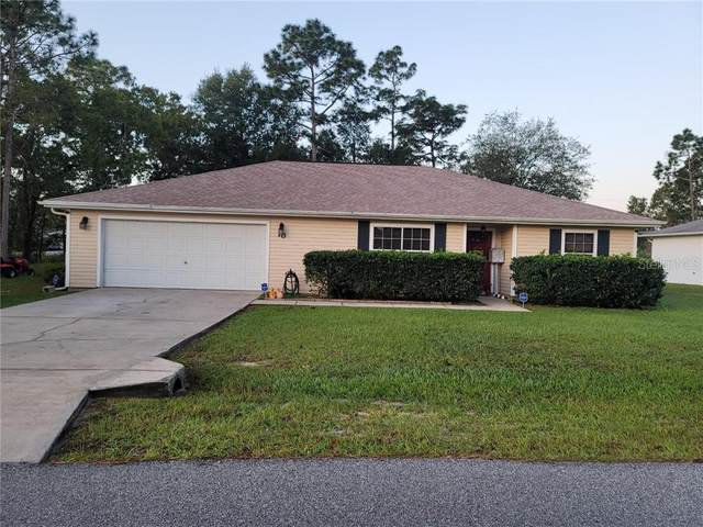 10 Pecan Pass, Ocala, FL 34472 (MLS #OM611304) :: Burwell Real Estate