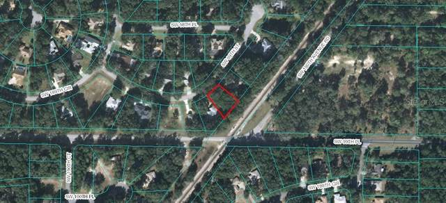 0 Sw 99Th Street, Dunnellon, FL 34432 (MLS #OM611373) :: Sarasota Home Specialists