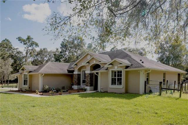 350 SE 116TH Terrace, Williston, FL 32696 (MLS #OM611430) :: Carmena and Associates Realty Group