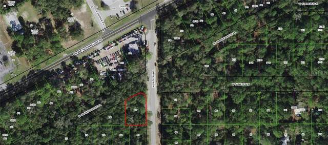 3020 W Orange Grove Place, Dunnellon, FL 34433 (MLS #OM611454) :: Burwell Real Estate