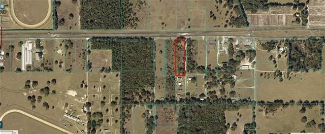 TBD SE Hwy 484, Ocala, FL 34473 (MLS #OM611486) :: Sarasota Gulf Coast Realtors