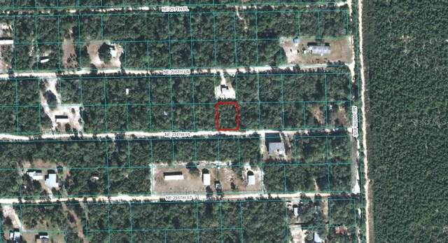 0 NE 236TH Place, Fort Mc Coy, FL 32134 (MLS #OM611487) :: Bob Paulson with Vylla Home