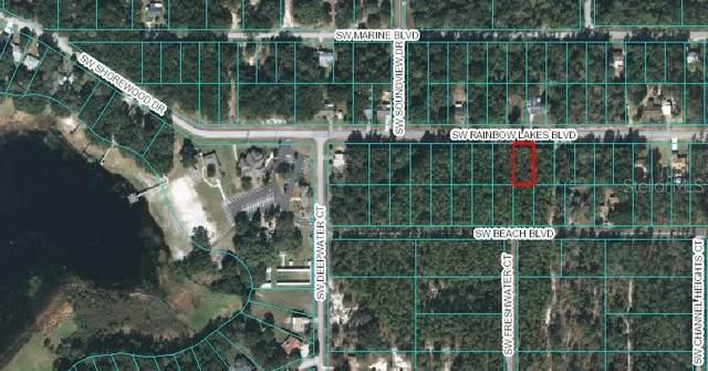 00 SW Rainbow Lakes Boulevard, Dunnellon, FL 34431 (MLS #OM611502) :: Delgado Home Team at Keller Williams