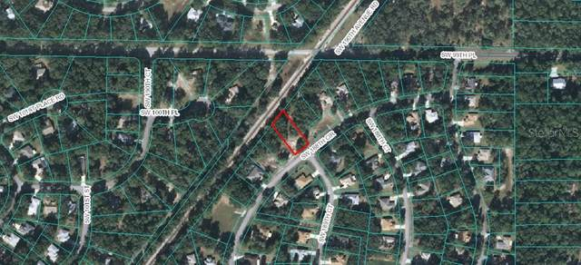 Lot 9 SW 188TH Circle, Dunnellon, FL 34432 (MLS #OM611523) :: Baird Realty Group