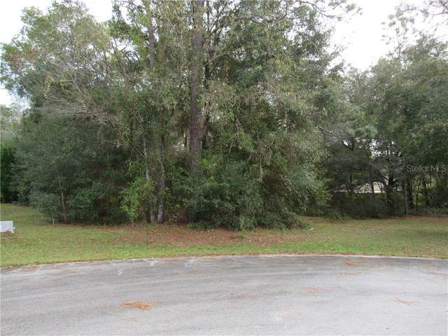 0000 SW 193RD, Court, Dunnellon, FL 34432 (MLS #OM611576) :: Bob Paulson with Vylla Home