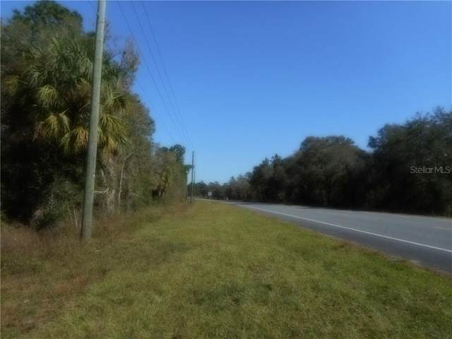 Sr 121, Morriston, FL 32668 (MLS #OM611610) :: Griffin Group