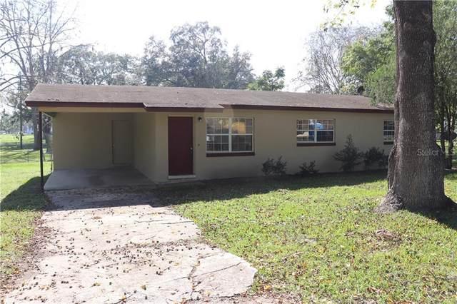 435 NE 2ND Avenue, Williston, FL 32696 (MLS #OM611638) :: Bustamante Real Estate