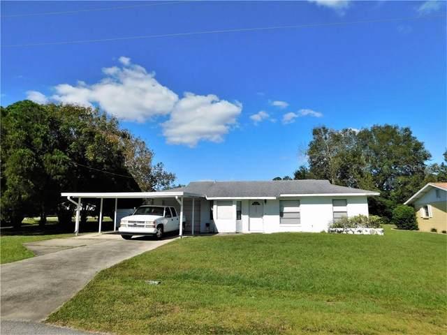 21485 SW Raintree Street, Dunnellon, FL 34431 (MLS #OM611694) :: Burwell Real Estate