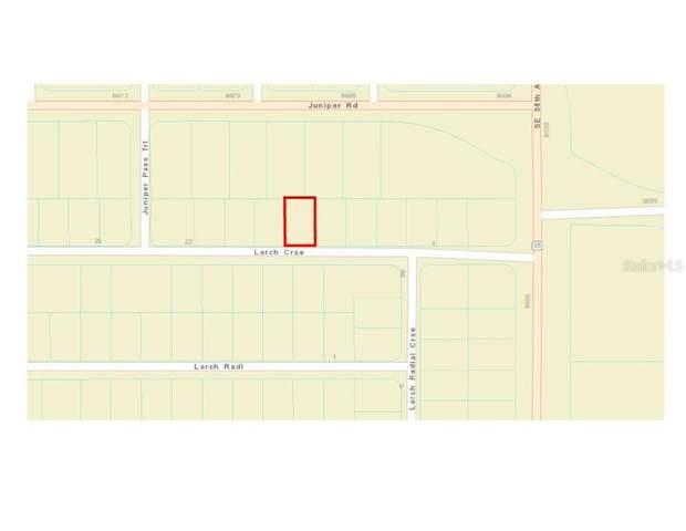 000 Larch Course, Ocala, FL 34480 (MLS #OM611717) :: Southern Associates Realty LLC