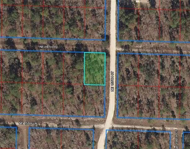 15491 NE 16TH Place, Williston, FL 32696 (MLS #OM611745) :: Bustamante Real Estate