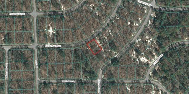 Lot 7 Fisher Lane Track, Ocklawaha, FL 32179 (MLS #OM611814) :: Lockhart & Walseth Team, Realtors