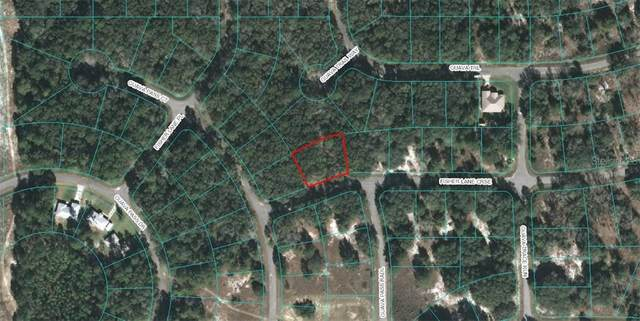 Lot 10 Fisher Lane Course, Ocklawaha, FL 32179 (MLS #OM611816) :: Young Real Estate