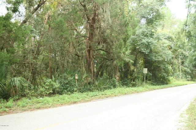 160 Stokes Landing Road, Palatka, FL 32177 (MLS #OM611822) :: Delgado Home Team at Keller Williams