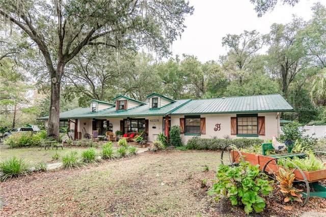 628 NW 4TH Avenue, Williston, FL 32696 (MLS #OM611896) :: Bustamante Real Estate
