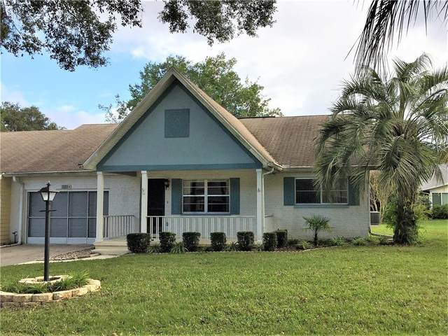 8440 SW 92ND Place D, Ocala, FL 34481 (MLS #OM611936) :: Carmena and Associates Realty Group