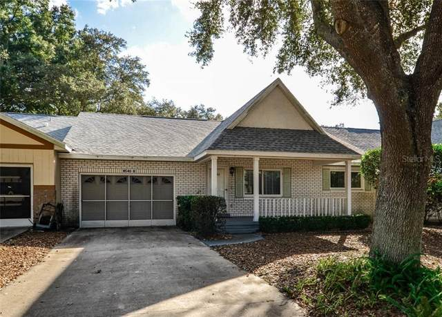 8540 SW 90TH Place B, Ocala, FL 34481 (MLS #OM611983) :: Carmena and Associates Realty Group