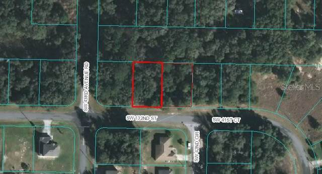 00 SW 132ND STREET, Ocala, FL 34473 (MLS #OM612015) :: Griffin Group